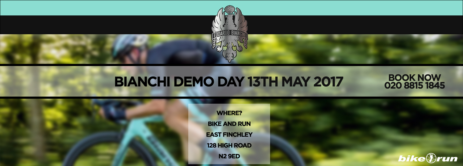 Bianchi Demo Day Bike and Run