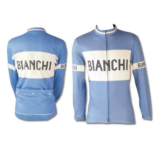 Bianchi Classic Long Sleeve Jersey e28339c87